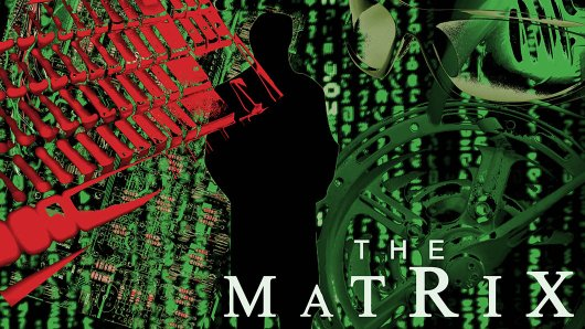 The Matrix escape room theme